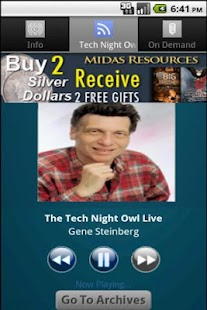 The Tech Night Owl Live - screenshot thumbnail