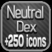 NeutralDex CM7 Theme +250icons