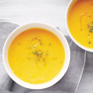 Butternut-Pear Soup