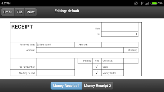 Money Receipt Android Apps on Google Play – Money Receipt
