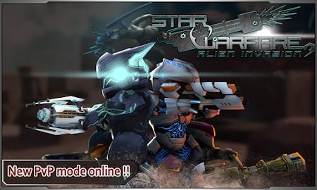 Star Warfare:Alien Invasion Screenshot 7