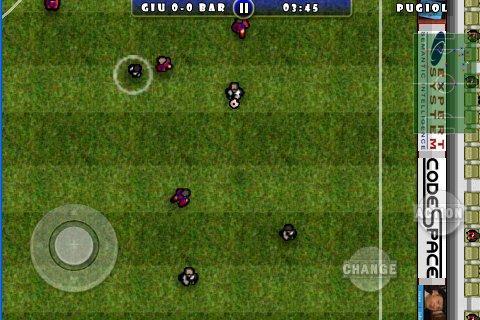 easySoccer- screenshot