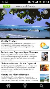 Cayman Visitor- screenshot thumbnail