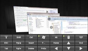 Screenshot of Desktop VNC