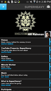 A R Rahman Official- screenshot thumbnail