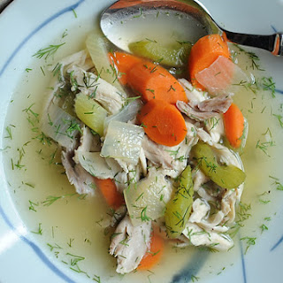 """Chicken """"Stoup"""""""