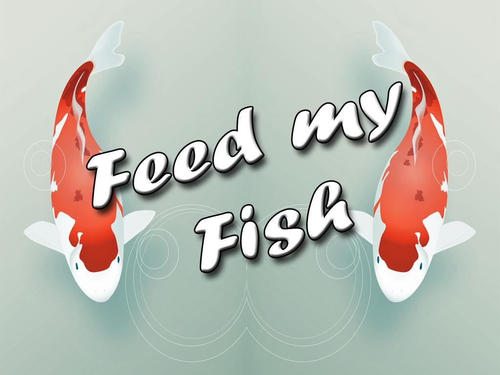 Feed My Fish - screenshot