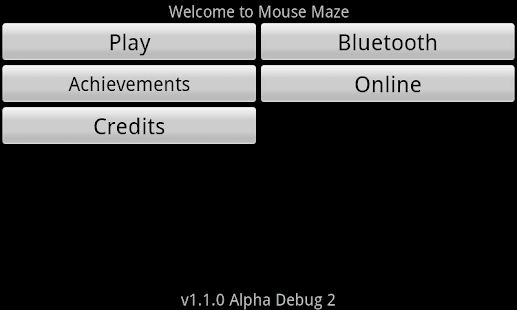 Mouse Maze- screenshot thumbnail