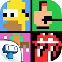 Pixel Pop - Icons, Logos Quiz icon