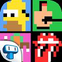 Pixel Pop - Icons, Logos Quiz icon