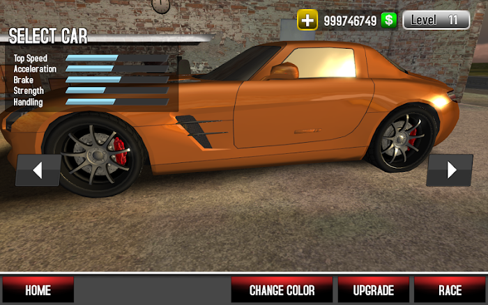 Racer UNDERGROUND- screenshot