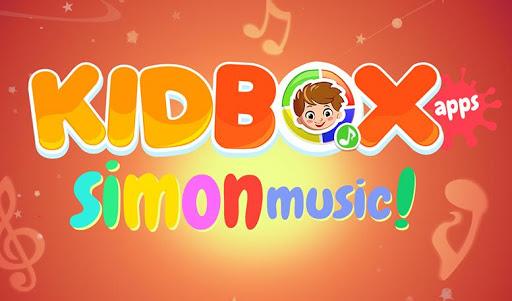 KidBox Simon Music