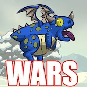 Fatty Dragon Wars