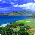 Hawaiian islands wallpaper icon