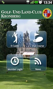 Kronberg Golf- screenshot thumbnail