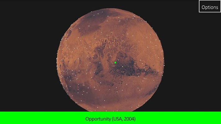 Mars 3D - screenshot