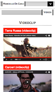 Marcello De Carli- screenshot thumbnail