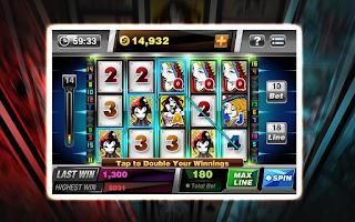Screenshot of Casino Slot Poker