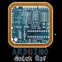Arduino Quick Ref Lite logo