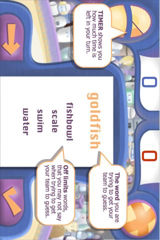 Bleep Word Guessing Game - screenshot