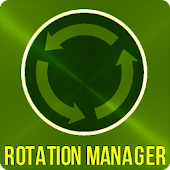 Droid Rotation Manager