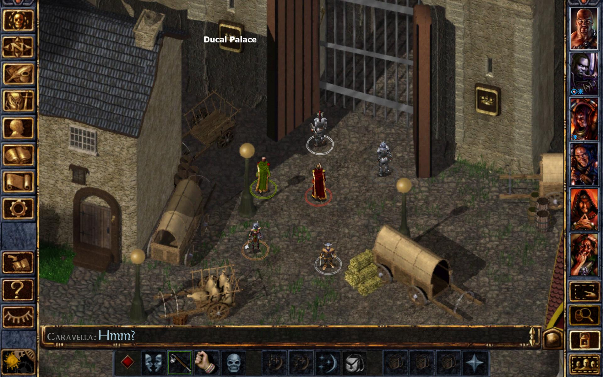 Baldur's Gate Enhanced Edition screenshot #18