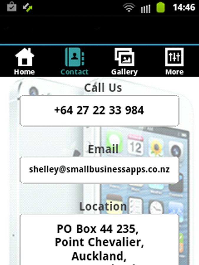 Small Business Apps - screenshot