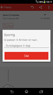 Posten Sporing - screenshot thumbnail