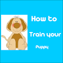 Training your Puppy logo