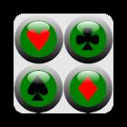 Deuces Wild Video Poker FREE icon