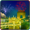 Happy Diwali HD Live wallpaper icon