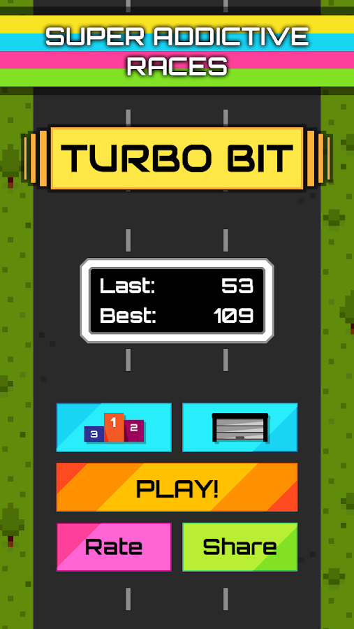 Turbo Bit - screenshot
