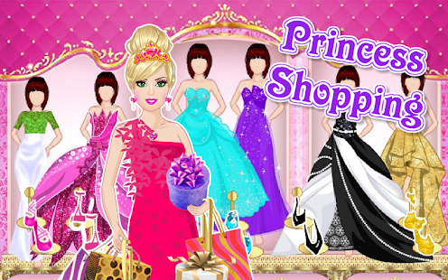 Princess Shopping