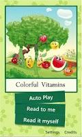 Screenshot of Funny Stories–Colorful Vitamin