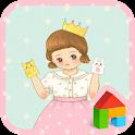 Playing with dolls Babychou icon