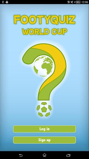 """ワールドカップファンのためのトリビアクイズ""""Footy"""""""