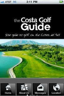The Golf Guide- miniatura screenshot
