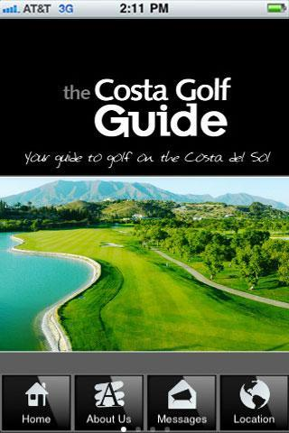 The Golf Guide – Screenshot