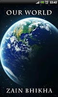 Screenshot of Zain Bhikha - Our World Album