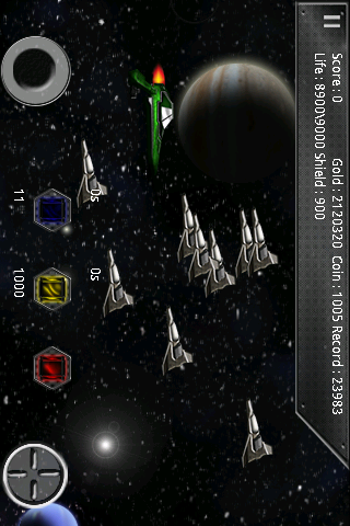 Space war:Alien invasion free