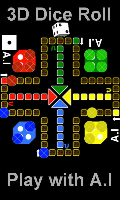 Ludo MultiPlayer HD - Parchis- screenshot