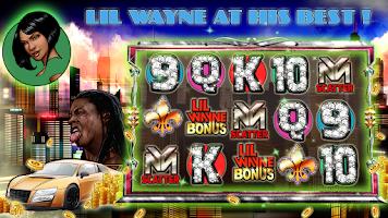 Screenshot of LIL WAYNE SLOTS: Slot Machines