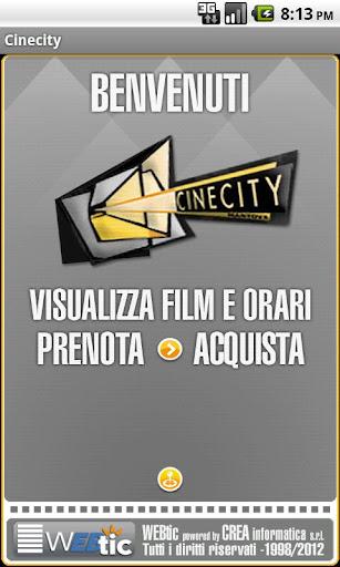 Webtic Cinecity Mantova Cinema