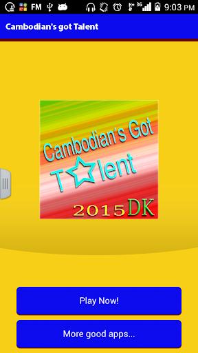 Cambodian's Got Talent
