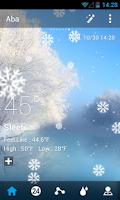 Screenshot of Default Dynamic 2.0 GO Weather
