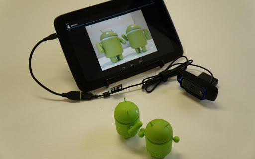 【免費媒體與影片App】USB Camera Standard-APP點子