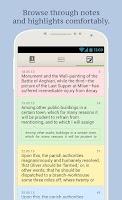 Screenshot of PocketBook - PDF, EPUB reader