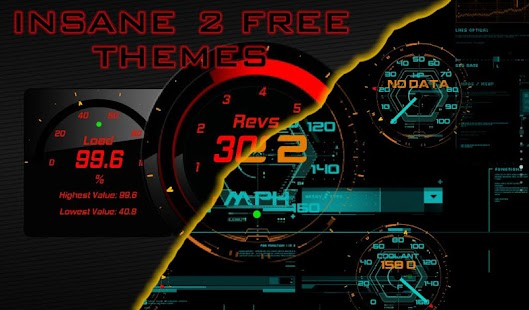 Torque Free 2 Themes OBD 2 - screenshot thumbnail