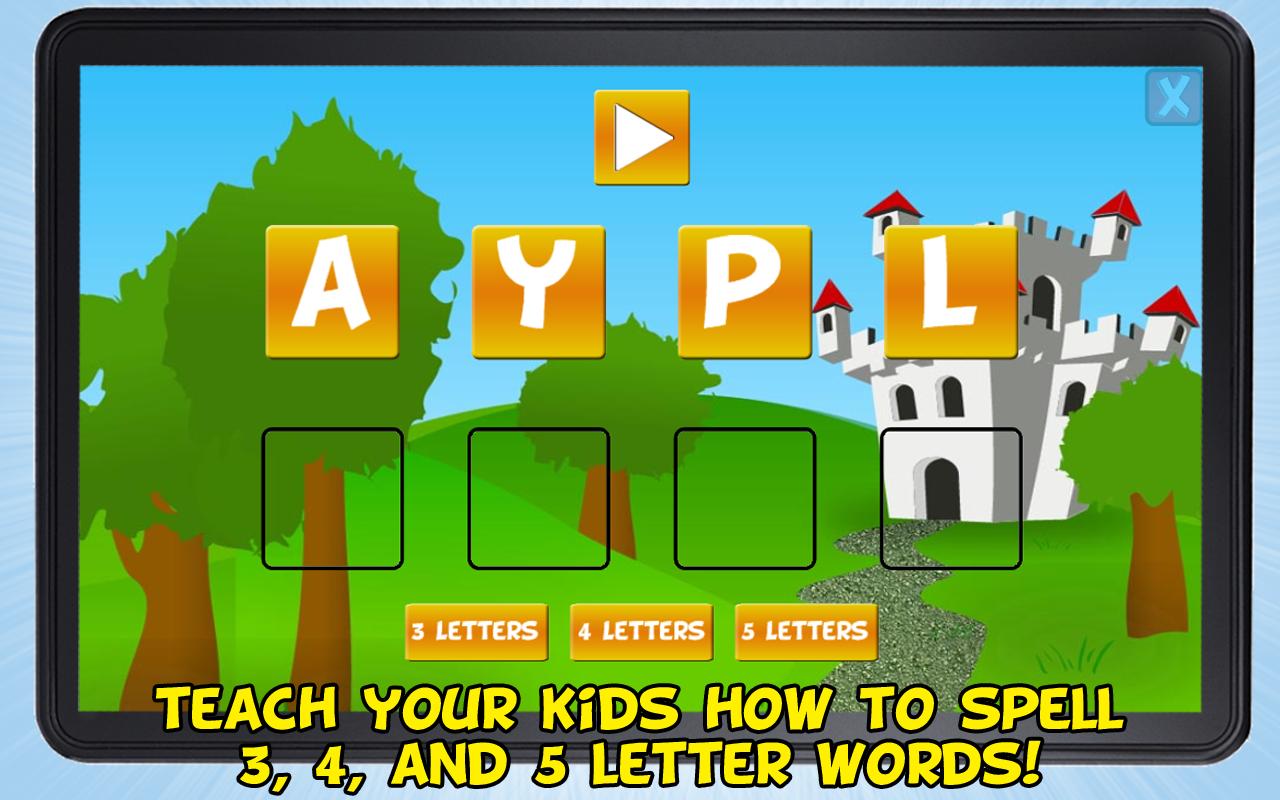 Preschool and kindergarten se android apps on google play - Kinderapps gratis ...