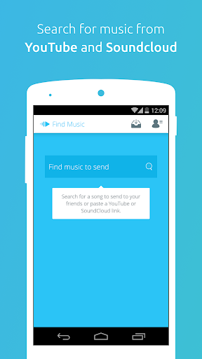 PingTune Music Messenger